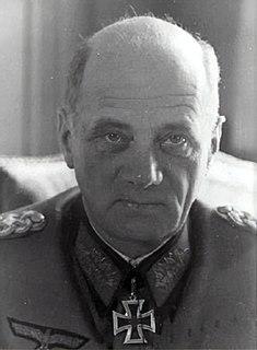 Hans von Salmuth German general