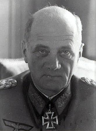 Hans von Salmuth - Image: Hans von Salmuth