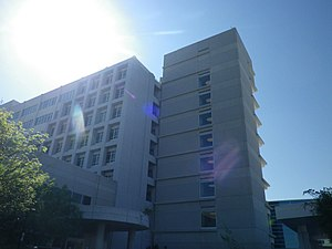 Harbor–UCLA Medical Center - Image: Harbor UCLA Medical Center 20150328 (4)