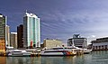 Harbour Ferries downtown Auckland NZ. (9567141700).jpg