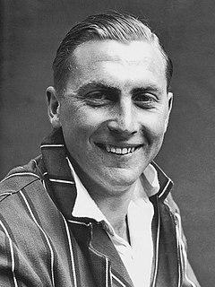 Harold Gimblett English cricketer