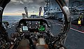 Harrier Pilot Prepares for Takeoff MOD 45151641.jpg