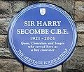 Harry Secombe plaque (9367624051).jpg