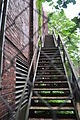 Harvard Exit during SIFF 2015 - 13 (fire escape along south facade) (18027268332).jpg