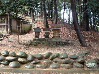 <i>Hokora</i> Miniature Shinto shrine