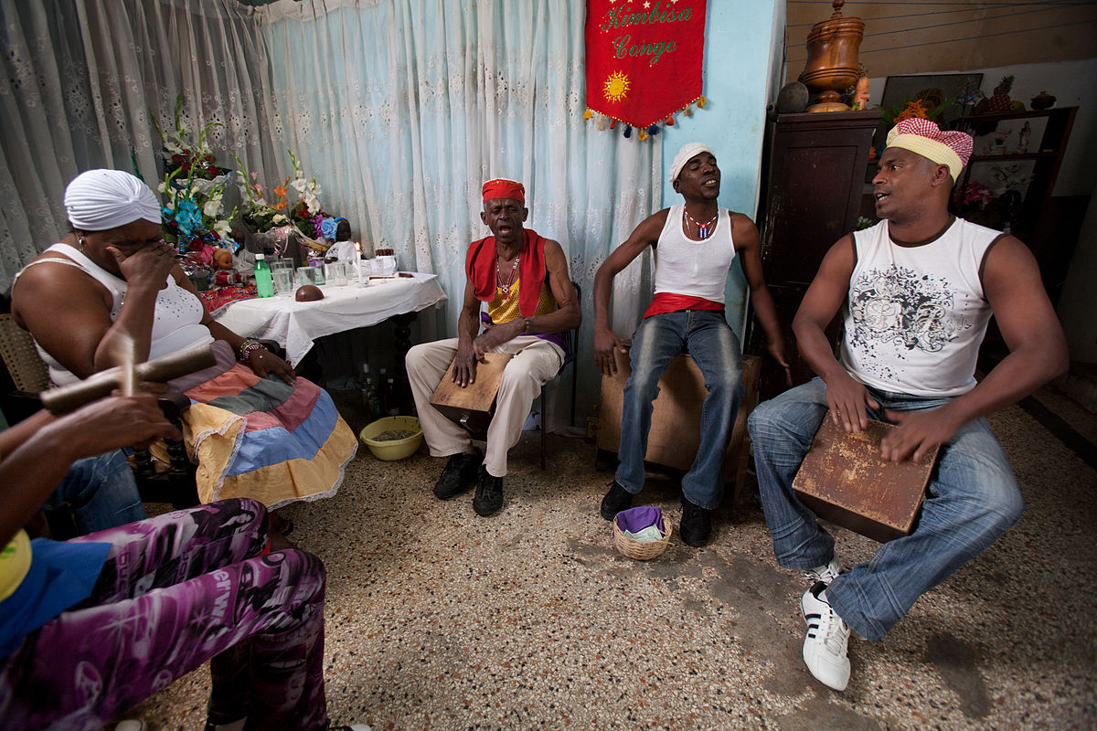 the religion of santeria Santería was brought to cuba by the people of the yoruban nations of west the santería religion includes many traditions of west santeria article history.
