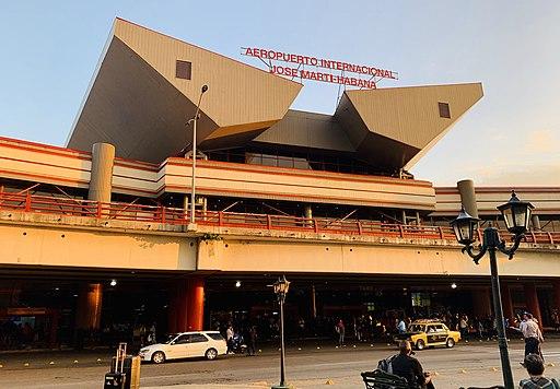 Havana Airport Terminal 3