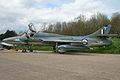 Hawker Hunter T7 XL565 Y (7211859136).jpg