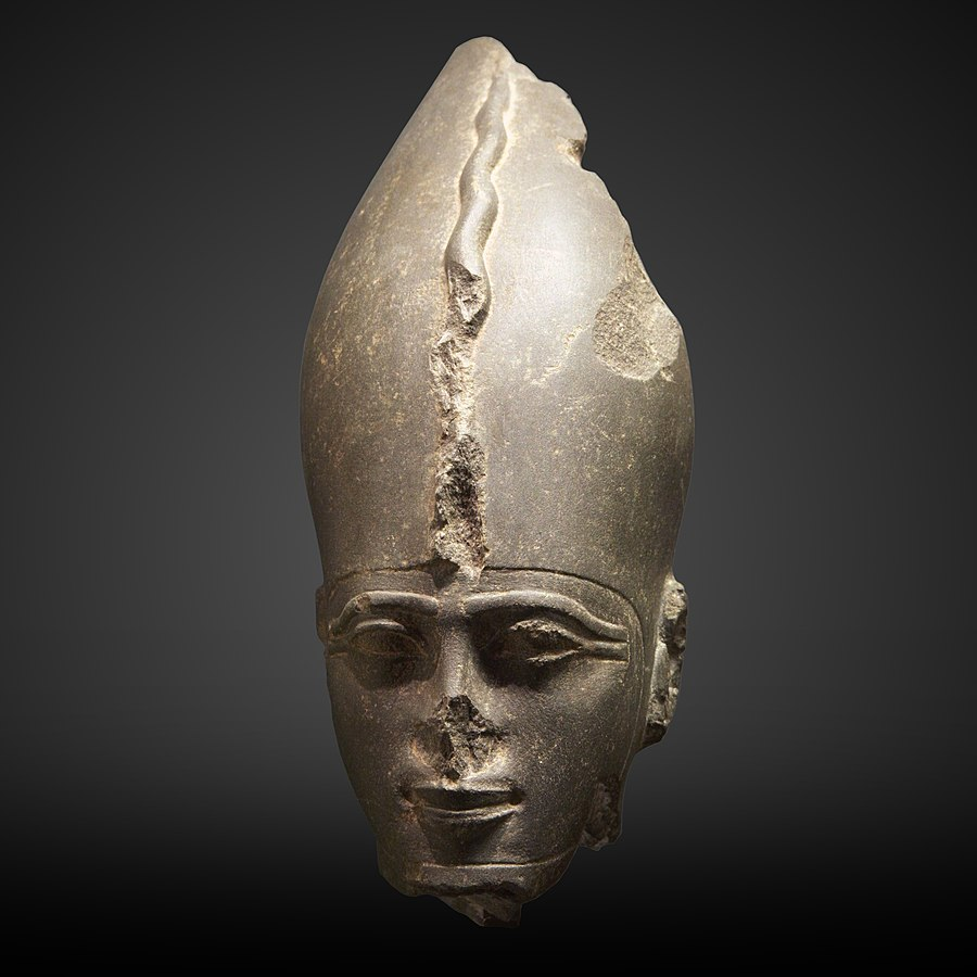 Head of Osiris-E 10706