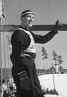 Heikki Hasu Nordic skier
