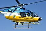 Helicóptero da PRF decola da sede estadual da instituição em Curitiba (37088663502).jpg