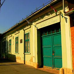 Helytörténeti Gyűjtemény épülete, volt lakóház (7303. számú műemlék).jpg