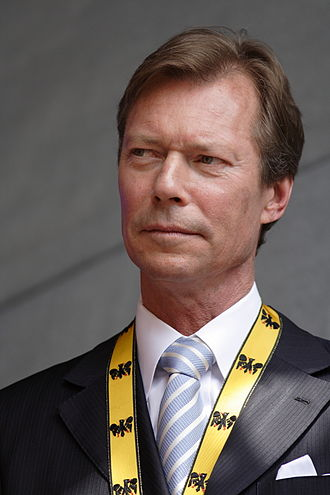 De Wilhelmus - Henri, Grand Duke of Luxembourg