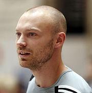 Henrik Lundström am 12. August 2007 beim Schlecker Cup