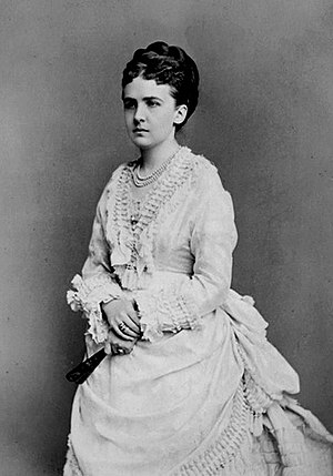 Princess Maria Anna of Anhalt-Dessau - Image: Her Royal Highness Princess Friedrich Karl of Prussia (1837 1906)