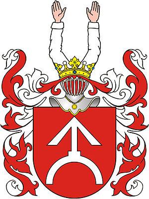 Łukasz Górnicki - Herb Ogończyk