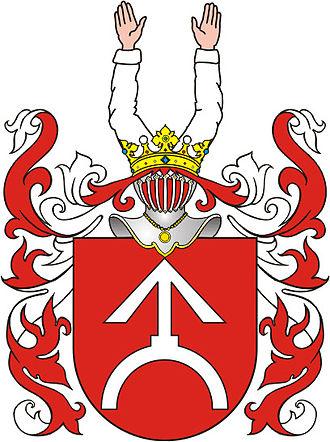 Ogończyk coat of arms - Ogończyk
