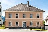 Hermagor Egg katholischer Pfarrhof Ost-Ansicht 08062017 9230.jpg