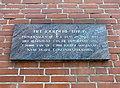 Het Joodsche Tehuis, Den Haag, WOII plaquette - 01.jpg