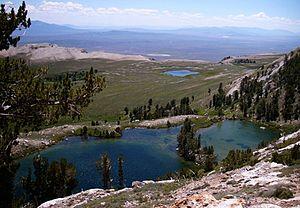 Hidden Lakes (Nevada) - Hidden Lakes, Nevada