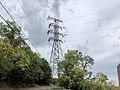 High-Voltage Power Transmission Tower, Botany Hills, Covington, KY - 49655978833.jpg