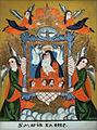 Hinterglasbild Maria mit Jesusknaben Sandl 19Jh.jpg