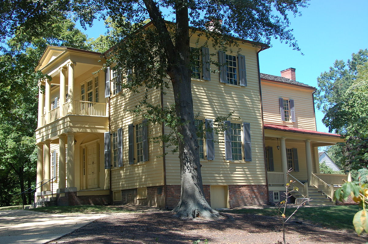 Mordecai house wikipedia for Carolina house raleigh nc