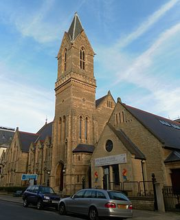 Holland Road Baptist Church Church in Brighton and Hove , United Kingdom