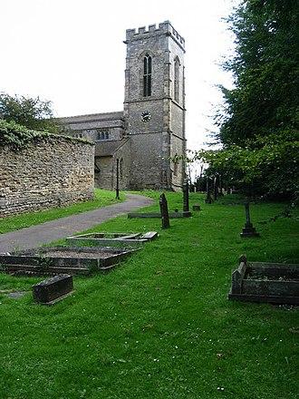 Burley, Rutland - Burley Parish Church