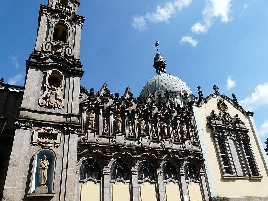 Katedral Holy Trinity, di Addis Ababa, Ethiopia