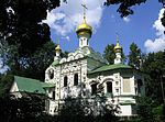 Holy Trinity Church in Hospital of Saint Vladimir 22.jpg