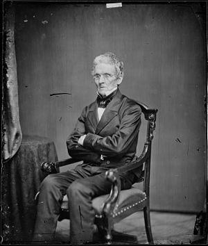 Martin W. Bates - Image: Hon. Martin S. Bates, Delaware NARA 528672
