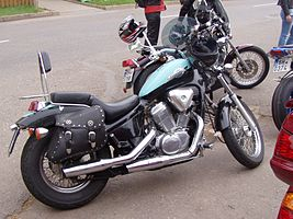 Honda VT 600C Shadow.JPG
