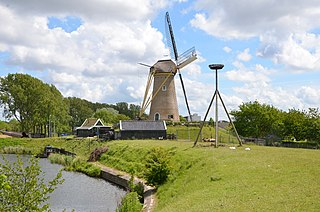 Haarlemmermeer Municipality in North Holland, Netherlands