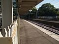 Hornchurch station LTS look east.JPG