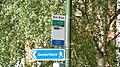 Horsham Carfax H bus stop 2.JPG