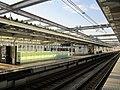 Hoshikawa station platform 2019-2.jpg