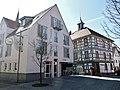 Hotel Gasthof Lamm, Rathaus, Horrheim - panoramio.jpg