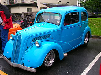 Hot rod - Ford Popular