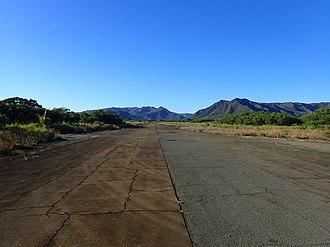 Houaïlou - Houailou Runway New Caledonia