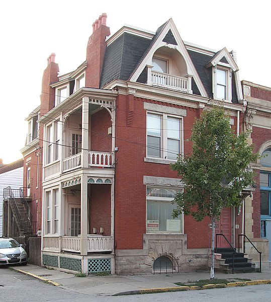 House on South 18th Street
