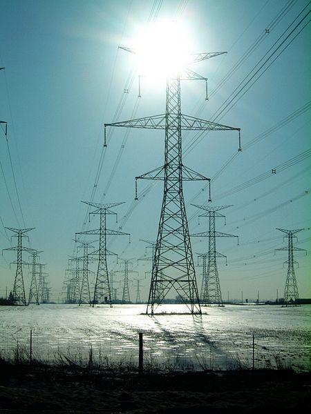 File:Hydro one voltage lines in woodbridge ontario.jpg