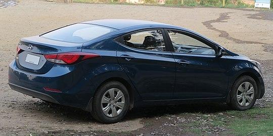 2016 Hyundai Elantra Value Edition >> Hyundai Elantra - Wikipedia