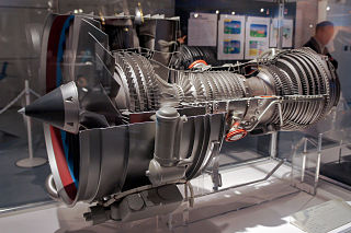 IAE V2500 Turbofan engine