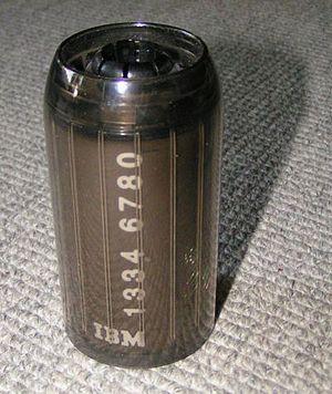 IBM 3850 - Data cartridge