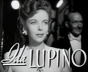 Cropped screenshot of Ida Lupino from the trai...