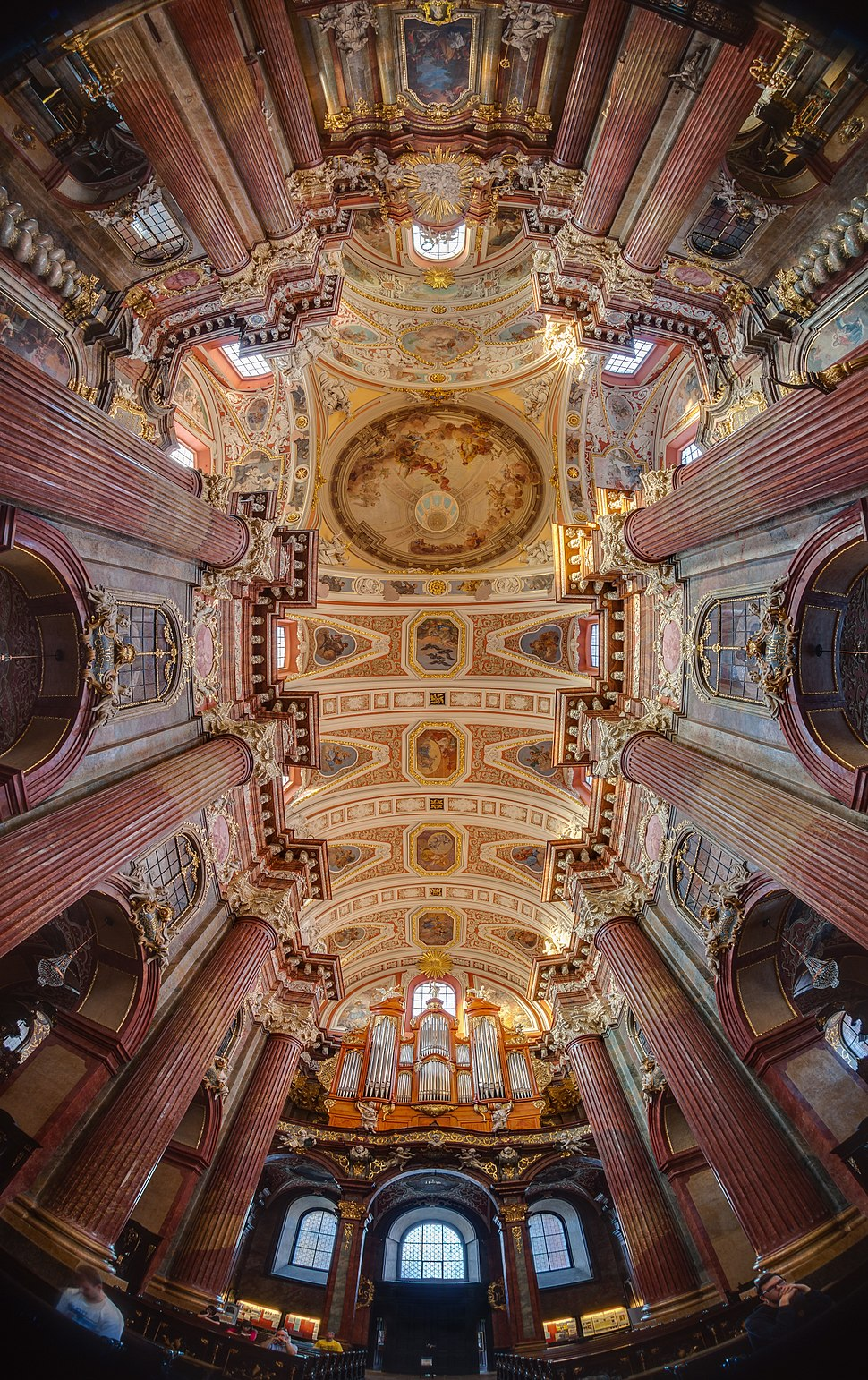 Iglesia colegial de Poznan, Poznan, Polonia, 2014-09-18, DD 28-30 HDR