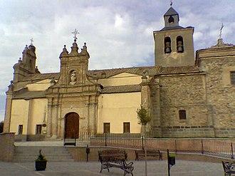 Adanero - Iglesia de Nuestra Señora de la Asunción, Adanero