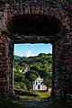 Igreja de Nossa Senhora dos Remédios vista do Forte dos Remédios - Fernando de Noronha, Brasil.jpg