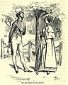 Illustration by Hugh Thomson (1860-1920) of the 1891 reissue of Cranford by Gaskell - 118.jpg
